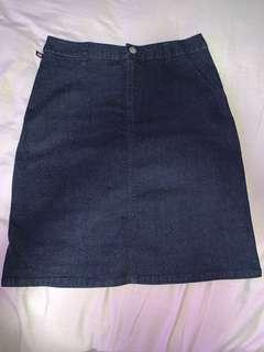 PJC Denim Skirt