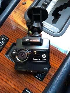 行車紀錄儀 HP F550G