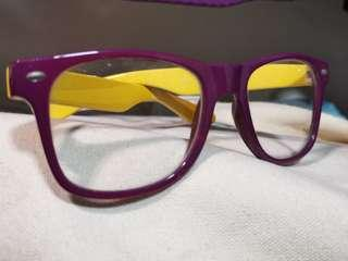 Eye Glasses (Purple)