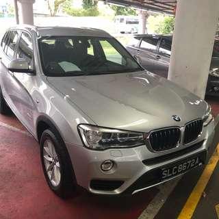 BMW X3 sDrive20i Auto
