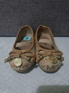 MK Doll Shoes (Light Brown)