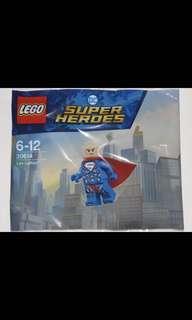 LEGO 30614 LEX LUTHOR POLYBAG NEW MISB DC COMICS MARVEL SUPERHEROES