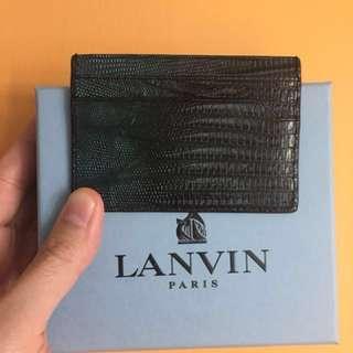 Lanvin card case 名片夾