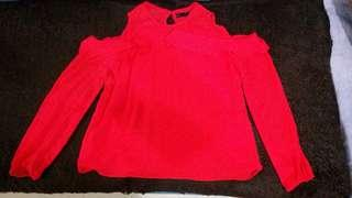 SEED RED TOP SIZE S