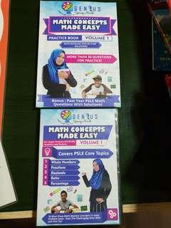 PSLE Genius Young Mind Book