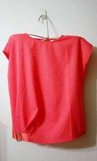 IORA RED TOP SIZE S