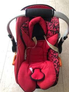 Car Seat suitable for Capella Adonis Stroller