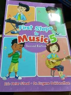 First Steps to Music 5