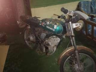 Suzuki GP100 for Sparepart