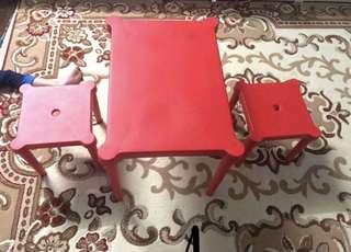 Table set for children-Ikea