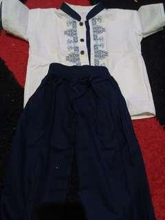 Baju koko 1-2 tahun