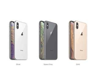 Brand new iPhone XS 256GB GOLD