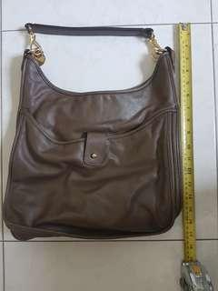 Reduced to clear! Soft full leather bag