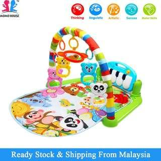 Colourful Musical Baby Playmats