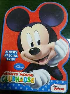 Mickey Mouse Clubhouse - A very Special Trip