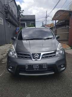 Nissan Livina X-Gear 2011 grey