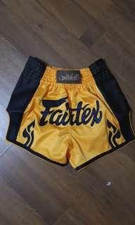 Fairtex Muay Thai Shorts (Small)