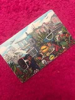 Singapore EzLink Card