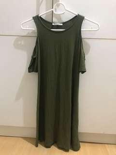Pull & Bear Shirt Dress