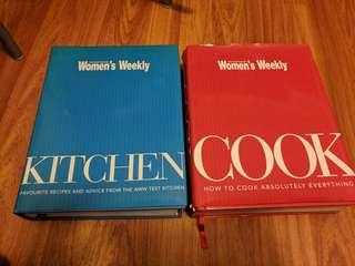 Australian Women's Weekly Cookbook Kitchen Cook Absolutely Everything