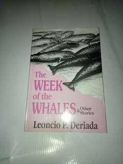 The week of the Whales