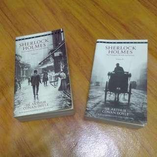 Sherlock Holmes the Complete Novel and Short Stories