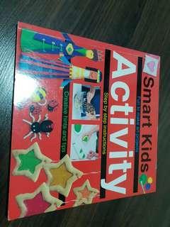 Smart Kids Activity Book