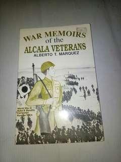 War of Memoirs of the Alcala Veterans