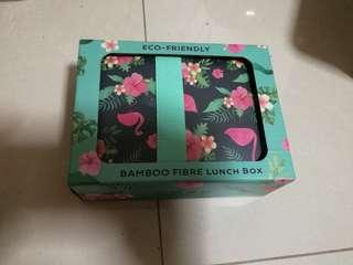 Bamboo lunch box