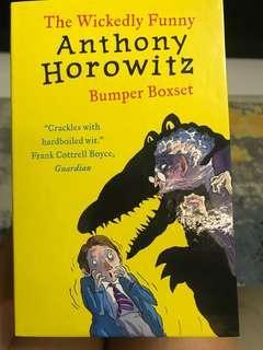 The Wickedly Funny Anthony Horowitz Bumper Boxset