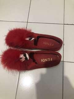 Fendi shoes mirror masih bagus bgt