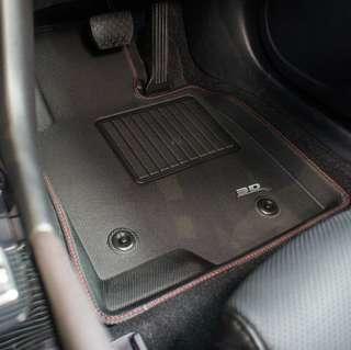 3D Maxpider KAGU Car Mats - Mazda 3