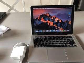 Macbook Pro 13inch w SSD