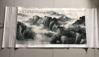 Chinese Fengshui Painting