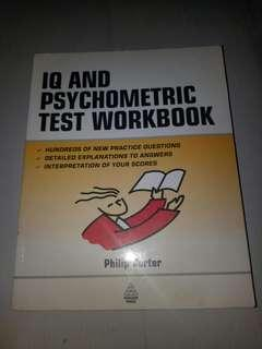 IQ And Psychometric Text Book