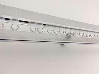 Aluminium Doso Curtain Rails Langsir Rod Rack