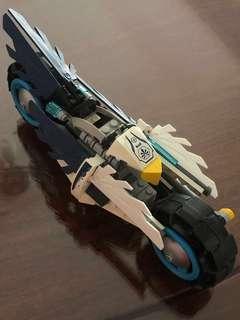 LEGO Chima Elgor's Twin Bike