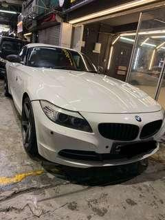 BMW Z4 for rent
