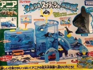 🚚 Takara tomy海洋公園水族館.市價$1300