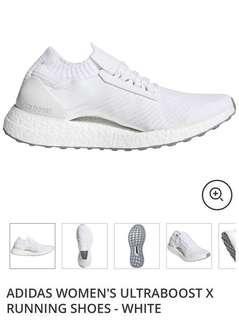 Adidas Ultraboost x white