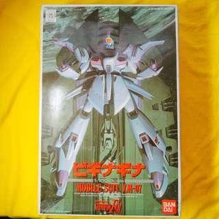 請看推廣優惠 全新未砌 罕有 絕版 BANDAI 1比100 Dahgi Iris 達基 伊裏斯 XM-06 F91 Gundam 高達模型 5