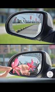 Nano Tech Mirror Anti Fog Film