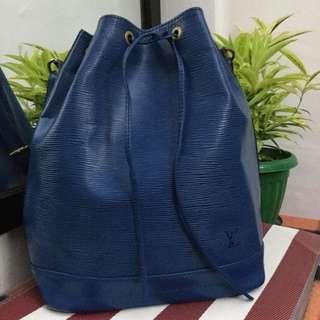 Authentic Louis Vuitton LV Epi Noe Bag