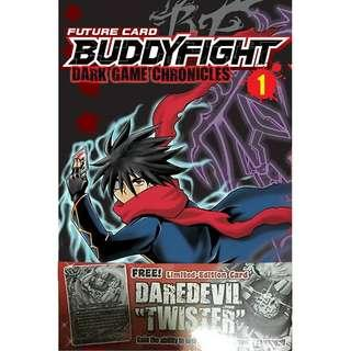 Future Card Buddyfight Dark Game Chronicles Book 1