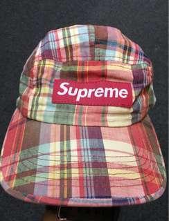 Supreme 5 Panel Cap