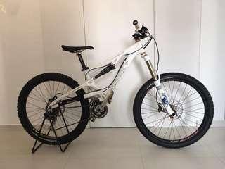 Santacruz Heckler all mountain free ride