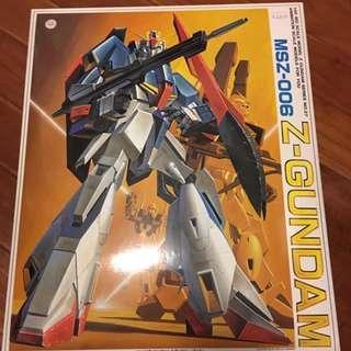 請看推廣優惠 大比例 夠氣勢 BANDAI 全新未砌 1比60 懷舊 Zeta Z Gundam 高達模型 4