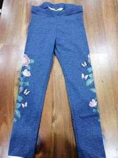 H&M Girl Legging 2-3yrs