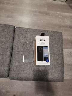 Samsung Galaxy S9+ Spigen case