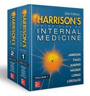 Harrison's Principles of Internal Medicine 20th ed